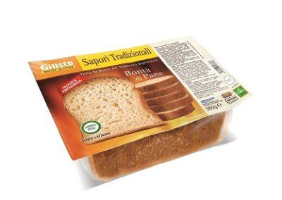 Bontà di pane deciso Giusto