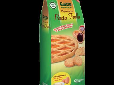 Preparato per Pasta Frolla Giusto