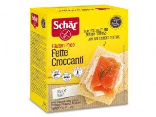 Fette Croccanti 150g Schar