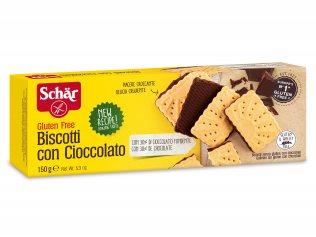 Biscotti con Cioccolato 150g Schar