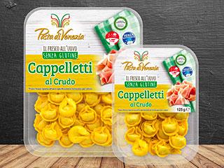 Cappelletti al Crudo Pasta di Venezia