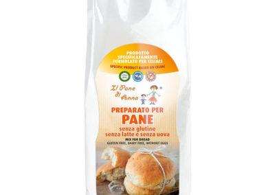 Preparato per pane senza glutine Il Pane di Anna