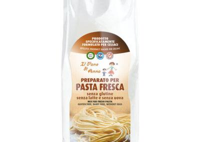 Preparato per pasta fresca senza glutine Il Pane di Anna
