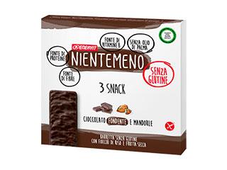 Barretta Cioccolato Fondente E Mandorle Enervit