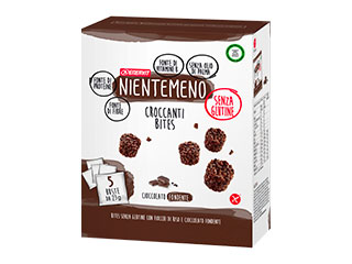 Bites Cioccolato Fondente Enervit