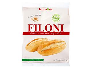 Filoncini surgelati Farma&Co