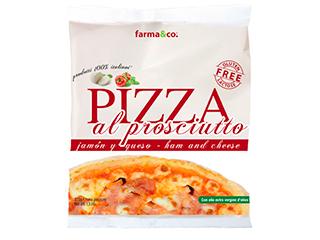 Pizza surgelata al prosciutto Farma&Co