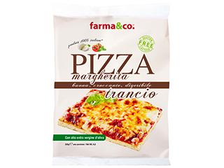 Trancio di pizza surgelato Farma&Co