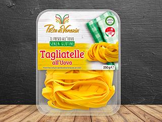 Tagliatelle all'uovo Pasta di Venezia