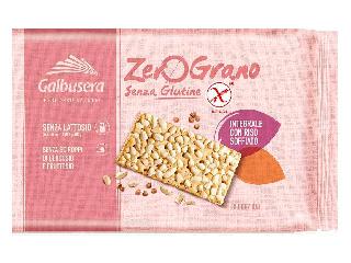 Zerograno cracker integrali senza glutine Galbusera