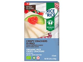 Crispy Cracker 100% riso Probios