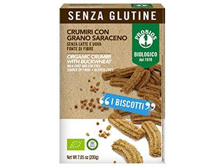 Crumiri con grano saraceno Probios